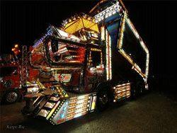 Невероятные японские грузовики Dekotara