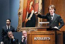 """Sotheby's проведет в Лондоне \""""русские торги\"""""""