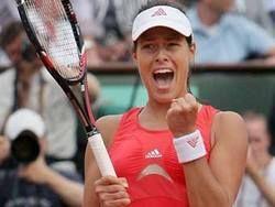 Ана Иванович станет первой ракеткой мира вместо Марии Шараповой