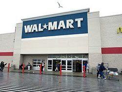 Сеть Wal-Mart заработала на растущих ценах на бензин