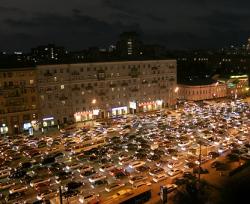 Транспортную проблему в Москве не решить