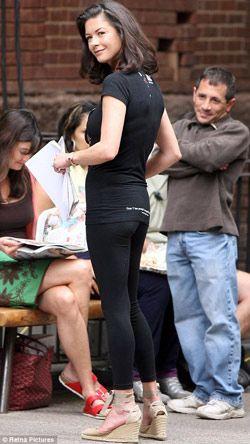 Кэтрин Зета-Джонс больше не секс-бомба