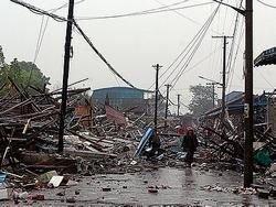 Землетрясение породило в Китае новый вид туризма