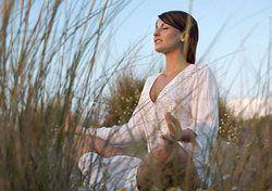 Медитация помогает достичь физического здоровья