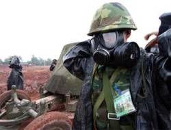 Взорвавшийся в Китае газовый баллон содержал фосген
