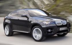 BMW X6 доехал до России