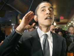 """Детройтская газета случайно напечатала фамилию Барака Обамы как \""""Осама\"""""""