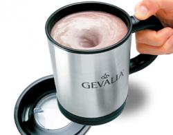 Самостоятельная кружка от компании Gevalia