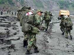 Китай пытается снизить уровень воды в озере Танцзяшань
