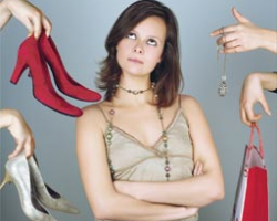 Homo-glamorous: женский индивидуализм и шоппоголия