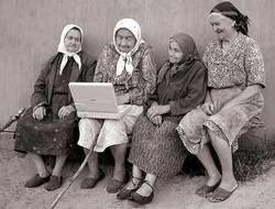 Более четверти населения России - онлайн