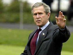 Задержан нарушитель,пытавшийся вручить письмо Бушу
