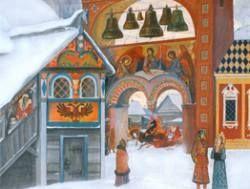 Sotheby\'s не снимет с торгов картину «Вид на Кремль»