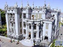 Резиденции президента Украины изнутри