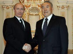 Нурсултан Назарбаев построит нефтепровод в обход России