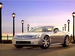 Cadillac XLR обновили перед отправкой в запас
