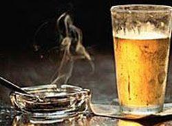 В ФРГ стали меньше курить, но больше пить
