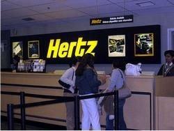 Hertz предлагает аренду автомобилей на несколько часов