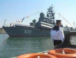 Уникальный глубоководный мол защитит корабли Черноморского флота