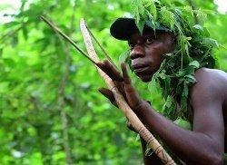 Первый Робин Гуд жил в Африке