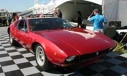 Легендарная марка De Tomaso выставлена на продажу