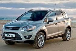 Ford Kuga признан самым безопасным компактным внедорожником