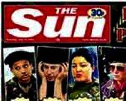 Британская The Sun вышла на польском языке