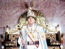 Непальцы потеряли корону и скипетр бывшего короля