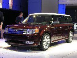 Ford начал выпуск нового полноразмерного автомобиля Flex