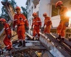 Ущерб китайских компаний от землетрясения составил $30 млрд
