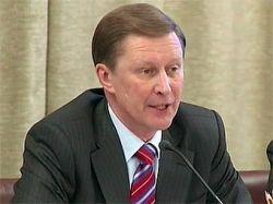 Сергей Иванов не будет мешать бизнесменам зарабатывать на войне