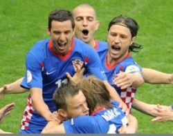 Хорватия: неубедительная победа над Австрией