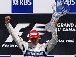 "Формула-1: Роберт Кубица выиграл \""Гран-при Канады\"""