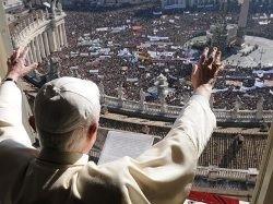 Две монахини связали себя перед Ватиканом