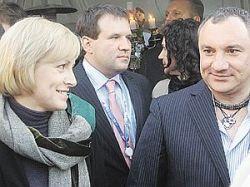 Николай Фоменко женится на пресс-секретаре питерского губернатора Наталье Кутобаевой