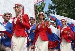 Представлена новая экипировка российской олимпийской сборной