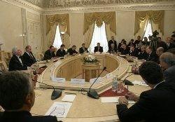 Курьезы экономического форума в Санкт-Петербурге