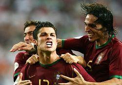 Роналду: португальцам по силам выиграть Евро-2008