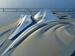 Безумный проект от архитектора Захи Хадид