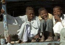 Инспектируя деревню в Судане, россияне пришли в ужас