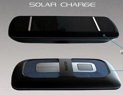 Eclipse Intuit Phone - телефон на солнечных батареях