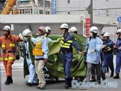 В Токио маньяк устроил резню