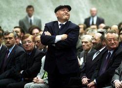 Юрий Лужков сделал скандальные заявления на форуме в Петербурге