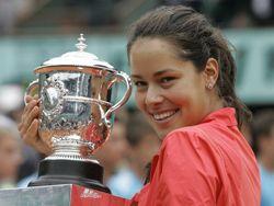 Новой теннисной королевой стала Анна Иванович
