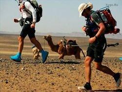 Испытания на прочность в пустыне Сахара