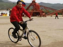 Спецпредложение для Джорджа Буша - велосипед с бомбой
