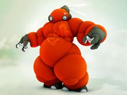 3D роботы от Оливьера Бушерона