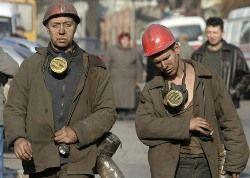 Донецких шахтеров нашли живыми
