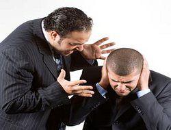 Опасность в дружеских отношениях с начальником — сесть друг другу на голову