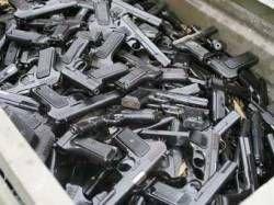 В СНГ создают базу данных незаконных торговцев оружием